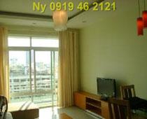 Cho thuê căn hộ Tản Đà Quận 5 gồm 2 phòng ngủ nội thất đầy đủ