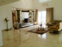 Penthouse River Gaden for sale - big garden-area of 450m2