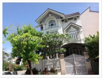 Villa for rent in district 2 on Tran Nao St., best security at district 2
