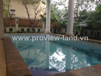 Villa Thao Dien for rent in District 2, Villa Sen