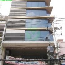 Cao ốc văn phòng quận 5 Nguyễn Chí Thanh 225m2 1 hầm 8 lầu cần bán