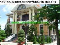 Bán biệt thự sang trọng nhất Thảo Điền Quận 2