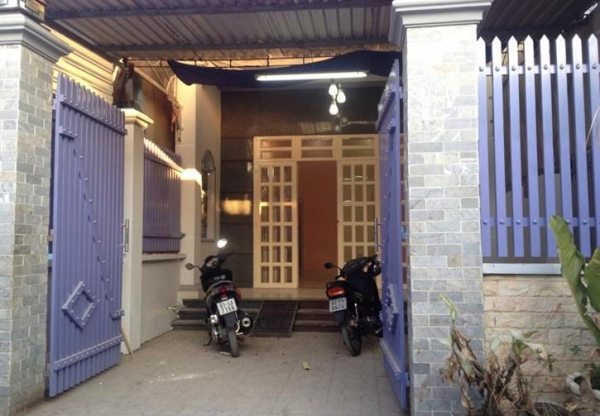 House for sale on Phan Van Han Binh Thanh District area of 66 sqm
