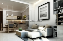 Căn hộ Tropic Garden Thảo Điền cho thuê block A lầu cao 66m2 2PN đầy đủ tiện nghi