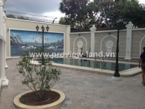 Villa for rent in Saigon River, Thao Dien, District 2