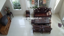 House for rent at Bao Chi Village Thao Dien 200sqm2 with 4BRs basic furniture