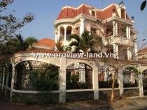 Biệt thự Thảo Điền cho thuê, villa Italia sang trọng