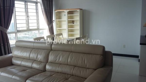 Lofthouse Phú Hoàng Anh cho thuê 186m2 3 phòng ngủ