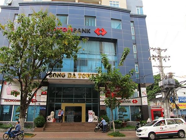 Cho thuê căn hộ Sông Đà Tower 2PN full nội thất