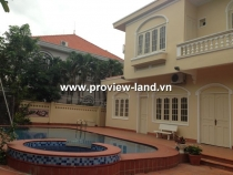 Villa Tran Nao for rent in District 2