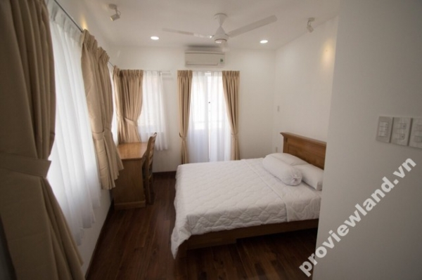 Căn hộ dịch vụ hoàn toàn mới cho thuê trên đường Nguyễn Trãi, Quận 1
