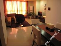 Cho thuê căn hộ The Manor 113m2 2 phòng ngủ view sông