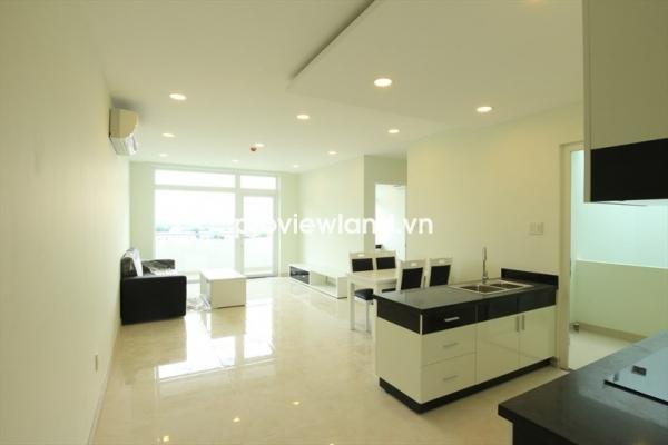 Cho thuê căn hộ dịch vụ 80m2 2PN đường Nguyễn Văn Hưởng tiện nghi đầy đủ