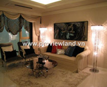 Apartment for rent in Cantavil Hoan Cau Binh Thanh District