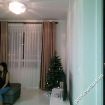 Apartment for rent in Tropic Garden low floor 88sqm 2 bedrooms