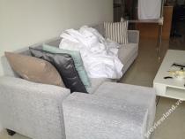 Cho thuê căn hộ Tropic Garden tầng cao với 2 phòng ngủ