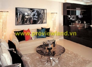 Cantavil Hoan Cau apartment for rent in BInh Thanh - view pool