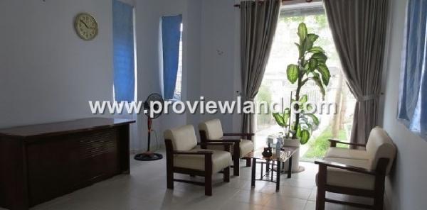 Bán biệt thự Nguyễn Văn Hưởng quận 2 cao cấp giá thấp