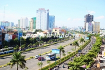 Cho thuê nhà phố quận Bình Thạnh căn góc đường Điện Biên Phủ