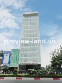 Athena Building văn phòng cho thuê quận Tân Bình