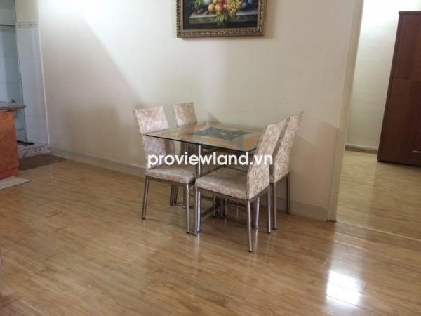 Căn hộ quận 3 cần cho thuê 2 phòng ngủ đầy đủ nội thất gần công viên Lê Thị Riêng