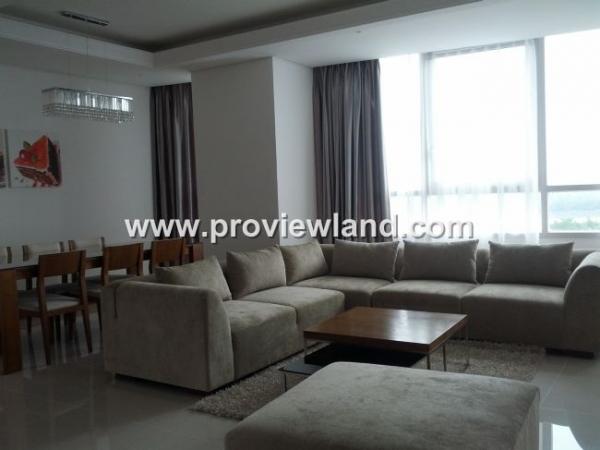 Xi Riverview Palace cho thuê tại quận 2 nội thất đầy đủ