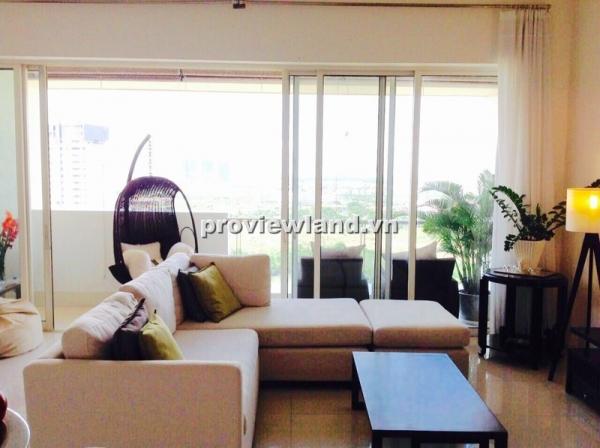 Cho thuê căn hộ ban công view đẹp 124m2 2PN ĐĐNT - tòa nhà The Estella