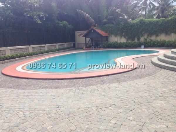 Cần cho thuê biệt thự Thảo Điền 1600m2 villa đẹp