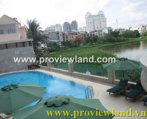The cheapest apartment for rent in Cantavil Hoan Cau Binh Thanh District