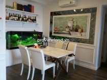 Lexington apartment for rent 97sqm 2BRs 1 study room fully furnished conveniently