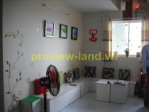 An Thinh apartments for rent with fully furnished, good price