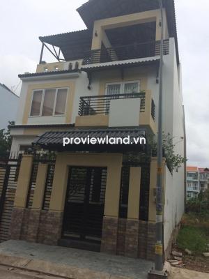 Bán biệt thự 8×20 1 trệt 2 lầu khu An Phú An Khánh tiện ở hoặc kinh doanh cho thuê