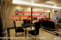 Villa Saigon Pearl for sale - river view villa