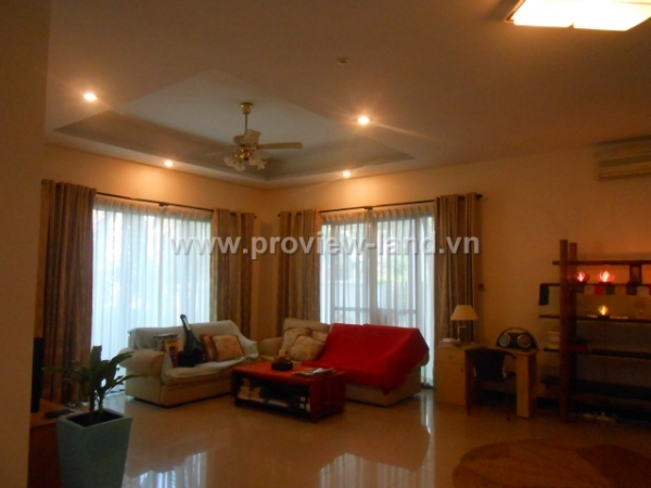 Villa Riviera for rent in District 2