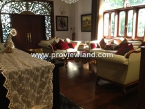 Villa on Nguyen Dinh Chieu Street District 3 for sale