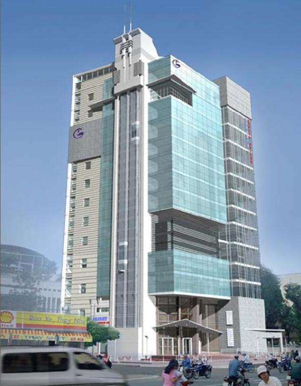 GILIMEX Building văn phòng cho thuê quận Bình Thạnh