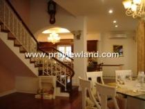 Saigon Pearl villa for sale