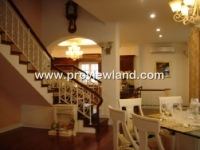 Saigon Pearl villa for sale
