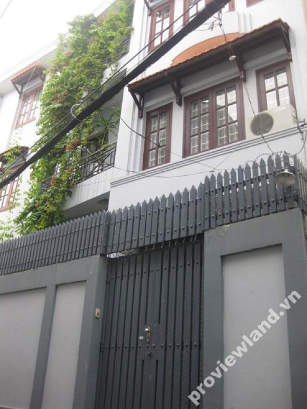 Nhà phố cho thuê tại Hồ Biểu Chánh, Phú Nhuận