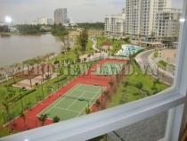 Căn hộ 3 phòng ngủ cho thuê tại Riverside quận 7 view đẹp