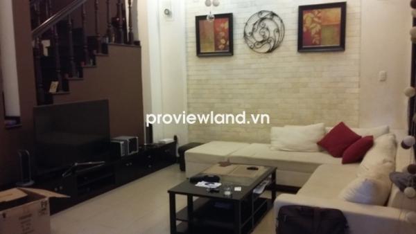 Nhà cho thuê quận 2 khu Thảo Điền 100m2 3PN có sân rộng khu an ninh