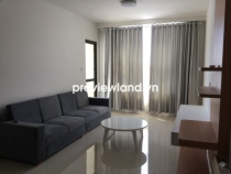 ICON 56 apartment for rent 87sqm 3BRs with balcony can watch firework display