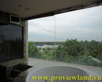 Duplex for rent in Saigon Pearl Topaz 2