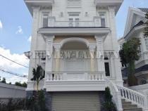 Cho thuê biệt thự compound Thảo Điền 4 PN nhà mới xây