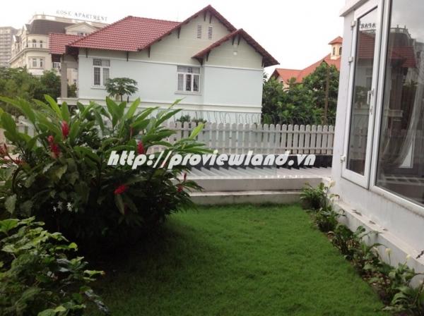 Cho thuê nhà phố đường Nguyễn Văn Hưởng 5 tầng