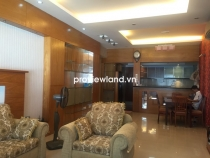 Saigon Pearl apartment for rent Ruby block 133sqm 3BRs full furnished prime location
