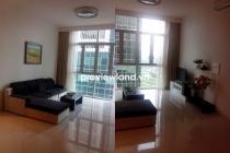Cho thuê căn hộ 101m2 2PN The Vista tầng thấp view hồ bơi đầy đủ nội thất