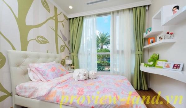 Bán căn hộ Vinhomes Central Park 2 phòng ngủ view toàn thành phố