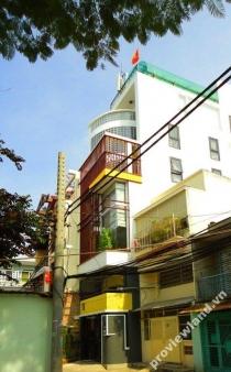 Cho thuê tòa nhà làm văn phòng tại Phan Chu Trinh Bình Thạnh 400m2