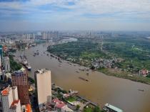 Bán đất mặt tiền Thảo Điền DT 20x20m gần sông Sai Gon